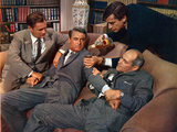 North By Northwest  Adam Williams  Cary Grant  Martin Landau  Robert Ellenstein  1959