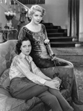 The Royal Family Of Broadway  Ina Claire  Mary Brian  1930
