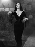 Plan 9 From Outer Space  Vampira  1959