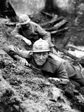 Paths Of Glory  Kirk Douglas  In The Trenches  1957