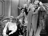 Royal Family Of Broadway  Ina Claire  Mary Brian  Henrietta Crosman  Fredric March  1930