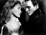 On The Waterfront  Eva Marie Saint  Marlon Brando  1954
