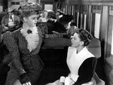 Harvey Girls  Angela Lansbury  Judy Garland  1946  Train Passengers