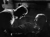 The Body Snatcher  Boris Karloff  Bela Lugosi  1945