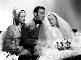 The Old Maid  Bette Davis  George Brent  Miriam Hopkins  1939