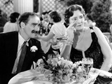 A Night At The Opera  Groucho Marx  Margaret Dumont  1935