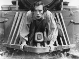 The General  Buster Keaton  1927  Train