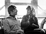 Georgy Girl  Alan Bates  Lynn Redgrave  1966