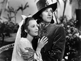 Captain Blood  Olivia De Havilland  Errol Flynn  1935