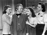 Four Daughters  Lola Lane  Claude Rains  Priscilla Lane  Rosemary Lane  Gale Page  1938