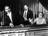 A Night At The Opera  Groucho Marx  Sig Rumann  Margaret Dumont  1935  In The Opera Box