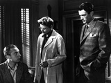 Spellbound  Norman Lloyd  Ingrid Bergman  Gregory Peck  1945