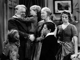 David Copperfield  W C Fields  Jean Cadell  Elsa Lanchester  Freddie Bartholomew  1935