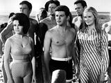 Beach Blanket Bingo  Annette Funicello  Frankie Avalon  1965