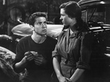 They Live By Night  Farley Granger  Cathy O'Donnell  1949