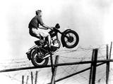 La grande évasion, Steve McQueen, 1963 Reproduction photo