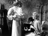 Stage Door  Katharine Hepburn  Ginger Rogers  1937