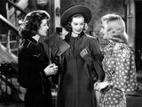 Stage Door  Katharine Hepburn  Lucille Ball  Ginger Rogers  1937