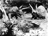 The Lost World  Triceratops  1925