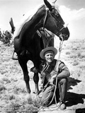 Lonely Are The Brave  Kirk Douglas  1962