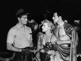 The Greatest Show On Earth  Charlton Heston  Betty Hutton  Cornel Wilde  1952