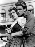 Forty Guns  Barbara Stanwyck  John Ericson  1957