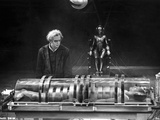 Metropolis  Rudolf Klein-Rogge  Brigitte Helm  1927