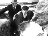 On Dangerous Ground  Robert Ryan  Ward Bond  1952