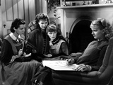 Little Women  Frances Dee  Jean Parker  Katharine Hepburn  Joan Bennett  1933