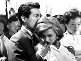 Hiroshima Mon Amour  Eiji Okada  Emmanuelle Riva  1959