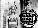 The Last Picture Show  Cybill Shepherd  Jeff Bridges  1971