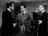 The Hound Of The Baskervilles  Basil Rathbone  Richard Greene  Lionel Atwill  1939
