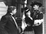 They Died With Their Boots On  Gene Lockhart  Olivia De Havilland  Errol Flynn  1941