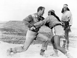 Hondo  John Wayne  Michael Pate  Rodolfo Acosta  1953