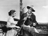 Hondo  Geraldine Page  John Wayne  1953