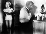 Night Of The Iguana  Sue Lyon  Richard Burton  1964  Dressing