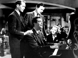 Three Comrades  Franchot Tone  Robert Young  Robert Taylor  Margaret Sullavan  1938