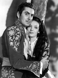 Mark Of Zorro  Tyrone Power  Linda Darnell  1940