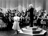 One Hundred Men And A Girl  Deanna Durbin  Leopold Stokowski  1937  Singing With Symphony Orchestra