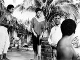 Night Of The Iguana  Ava Gardner  Richard Burton  1964