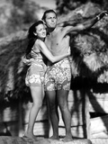 The Hurricane  Dorothy Lamour  Jon Hall  1937