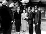Three Comrades  Franchot Tone  Margaret Sullavan  Robert Taylor  Robert Young  1938  Holding Hands