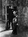 The Kid  Tom Wilson  Charles Chaplin  Jackie Coogan  1921