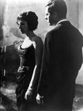 La Notte  Monica Vitti  Marcello Mastroianni  1961