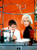 The Nutty Professor  Jerry Lewis  Stella Stevens  1963