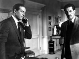 Dial M For Murder  Ray Milland  Anthony Dawson  1954