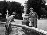 Three Coins In The Fountain  Dorothy McGuire  Clifton Webb  1954