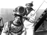 The Navigator  Buster Keaton  Kathryn McGuire  1924