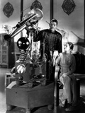 Mask Of Fu Manchu  Boris Karloff  Myrna Loy  1932