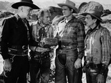 Bar 20  William Boyd  Andy Clyde  George Reeves  Francis McDonald  1943